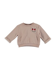 Stella McCartney - Girls' Ladybug Pocket Sweatshirt - Baby